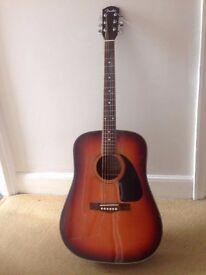 Fender Acoustic Guitar | RRP; £199 | GOOD CONDITION | BARGAIN