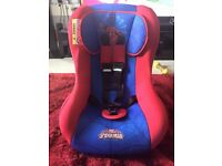 Spider-Man Car Seat