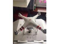 DJI PHANTOM 3 DRONE LIKE NEW £360