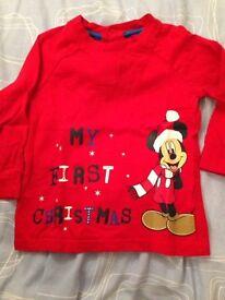 Christmas tshirt BRAND NEW