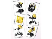 Cossatto giggle travel system