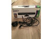 Kinect Xbox 360 and DJ Hero 1 and 2 with Turntable BUNDLE