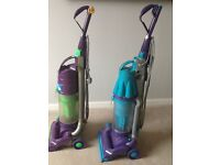 2 dyson hoovers for sale, selling separately