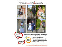 Wedding Photographer in Kent - Photography Packages from £100
