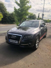Audi Q5 2009 Automatic Fully loaded top Specs