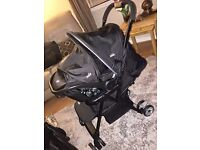 Joie travel system