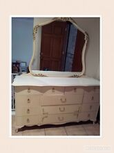 Queen Anne bedroom suite French Provincial Albany Creek Brisbane North East Preview