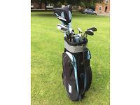 PGF Performance V 11 Golf Clubs