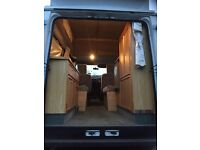renault traffic rimini autosleeper bargain one owner from new