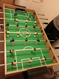 Multigames Table with football table/pool/