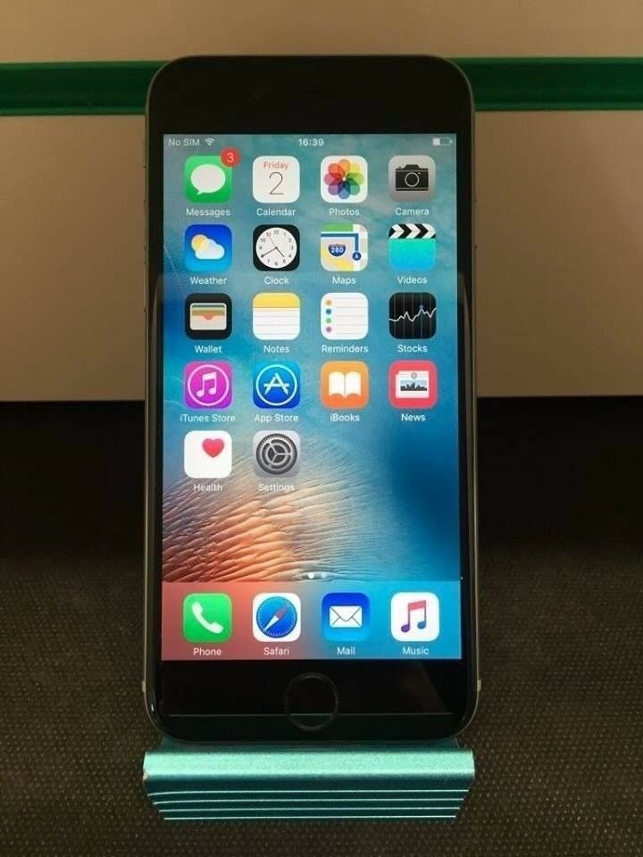 Apple iPhone 6 Unlocked From £200 Receipt Provided