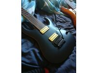 Ibanez JBM27 7 String Guitar - Mint Condition