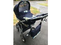 Baby Trolley 3 in 1