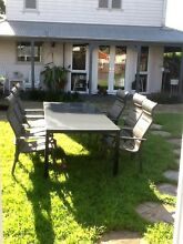 Outdoor 6 seater dining setting East Geelong Geelong City Preview