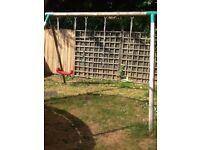 Little tykes Oslo swing set