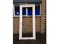 UPVC WHITE DOOR FRAME ( NEW , NEVER BEEN FITTED ) Door in Norwich