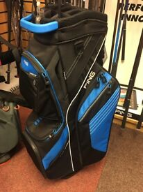 PING Traverse Golf Bag BRAND NEW