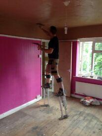 experienced builder