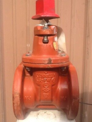 Kennedy 3ks-fw Fire Main Gate Valve...nos..never Been Used