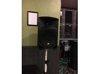 Mackie Thump 12 Speakers x2