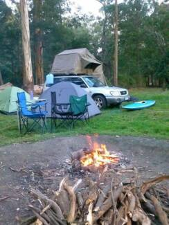 Subaru Forester/Roof top tent Melville Melville Area Preview