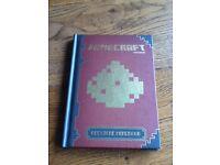 three Minecraft Handbooks
