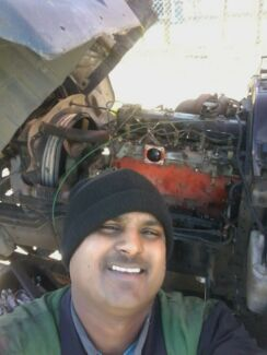 Mobile diesel mechanic / diesel fitter / and truck mechanic West Melbourne Melbourne City Preview