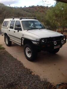 1992 Toyota Hilux Ute Larapinta Brisbane South West Preview