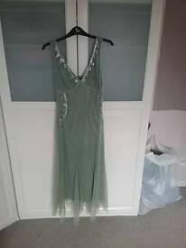 Size 10 principles beaded dress