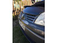 Renault Scenic New Mot/Low mileage Good family car