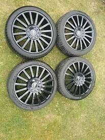 Ford ST220 alloys x4