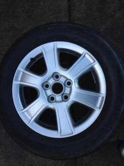 2006 Toyota Camry Sportivo alloy wheel x 1 Galston Hornsby Area Preview