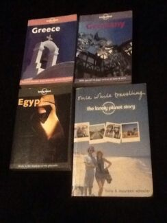 Assorted Travel books