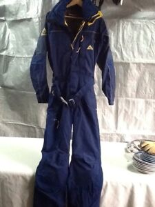 CMH Helicopter skiing Marmot ski suit