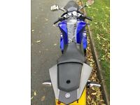 Yamaha YZF125. 2014- learner legal motorcycle