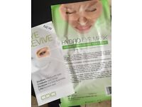 ** NEW 10 x CACI HYDRATONE EYE MASK CELEBRITIES USE MARCH 2017 GIFT