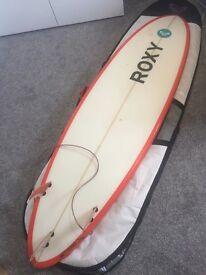 6'6 Roxy Surfboard