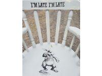 alice in wonderland chair