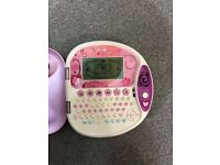 As New VTech Girls My Secret Safe Diary RRP £40 from smoke & pet free home (ideal christams gift)