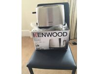 Brand new Kenwood toaster