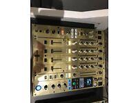 Pioneer DJM 900 NSX2 Gold
