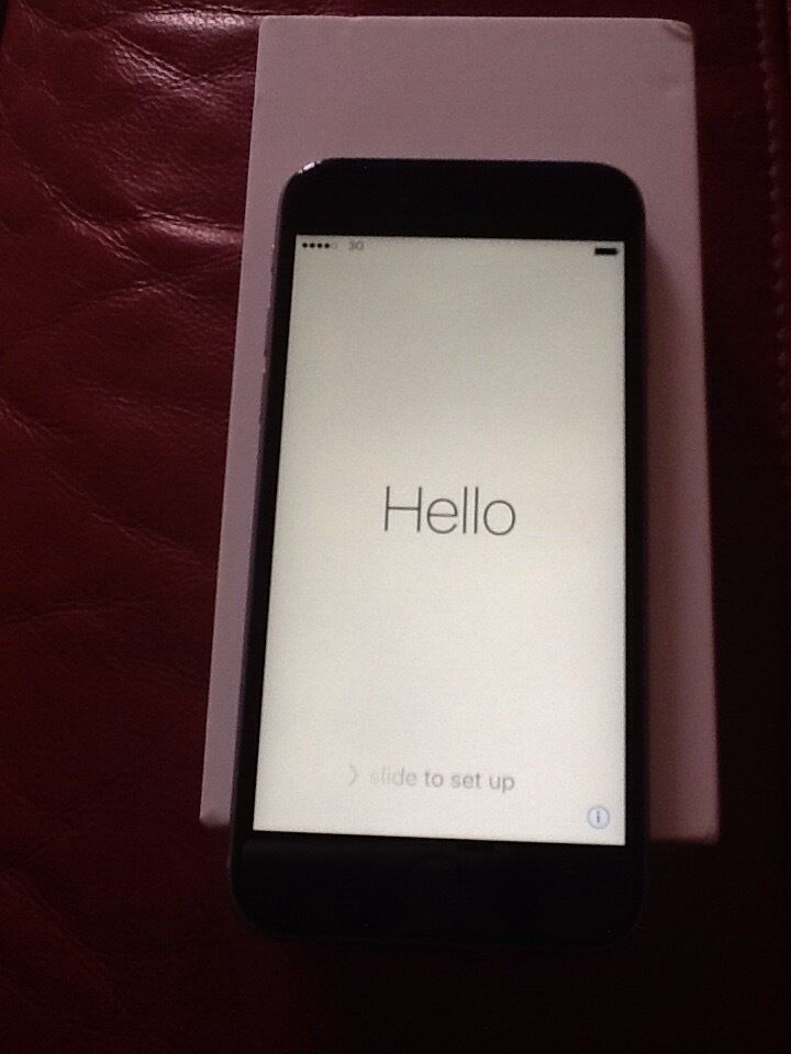 iPhone 6s 16gb space grey..unlocked to any networkin Bothwell, GlasgowGumtree - iPhone 6s in space grey...16gb,unlocked to any network.. as new. Purchased a month ago and used a handful of times. Got a new iPhone 7 so hence reason for sale. £300