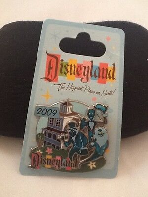 Disney - DLR - Retro Collection 2009- Haunted Mansion - Pin