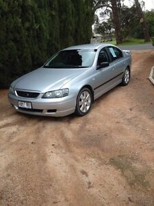 2004 Ford Falcon BA SR Renmark Renmark Paringa Preview