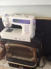 Janome memory craft 6500 sewing machine Cowra Cowra Area Preview