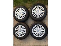 Genuine Volkswagen mk6 golf tyres