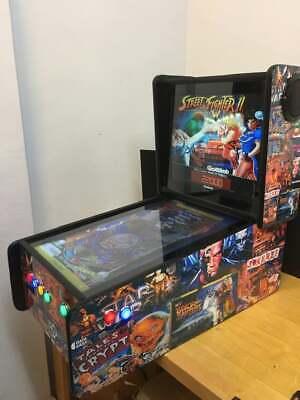 Deluxe Mini Virtual Pinball Machine