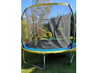 10ft Gravity Trampoline with extras