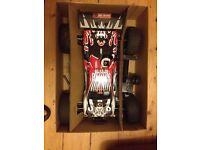 Trophy Truggy 4.6 Nitro Stadium Truck 2.4GHz (Petrol)