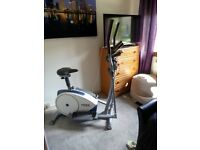 York Fitness Cross Trainer/bike for sale, REDUCED,fabulous condition, collection only
